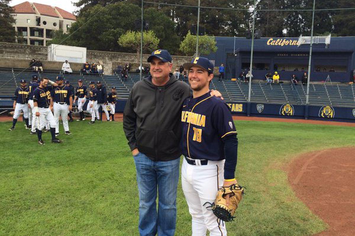 Sonny Dykes and Matt Ruff