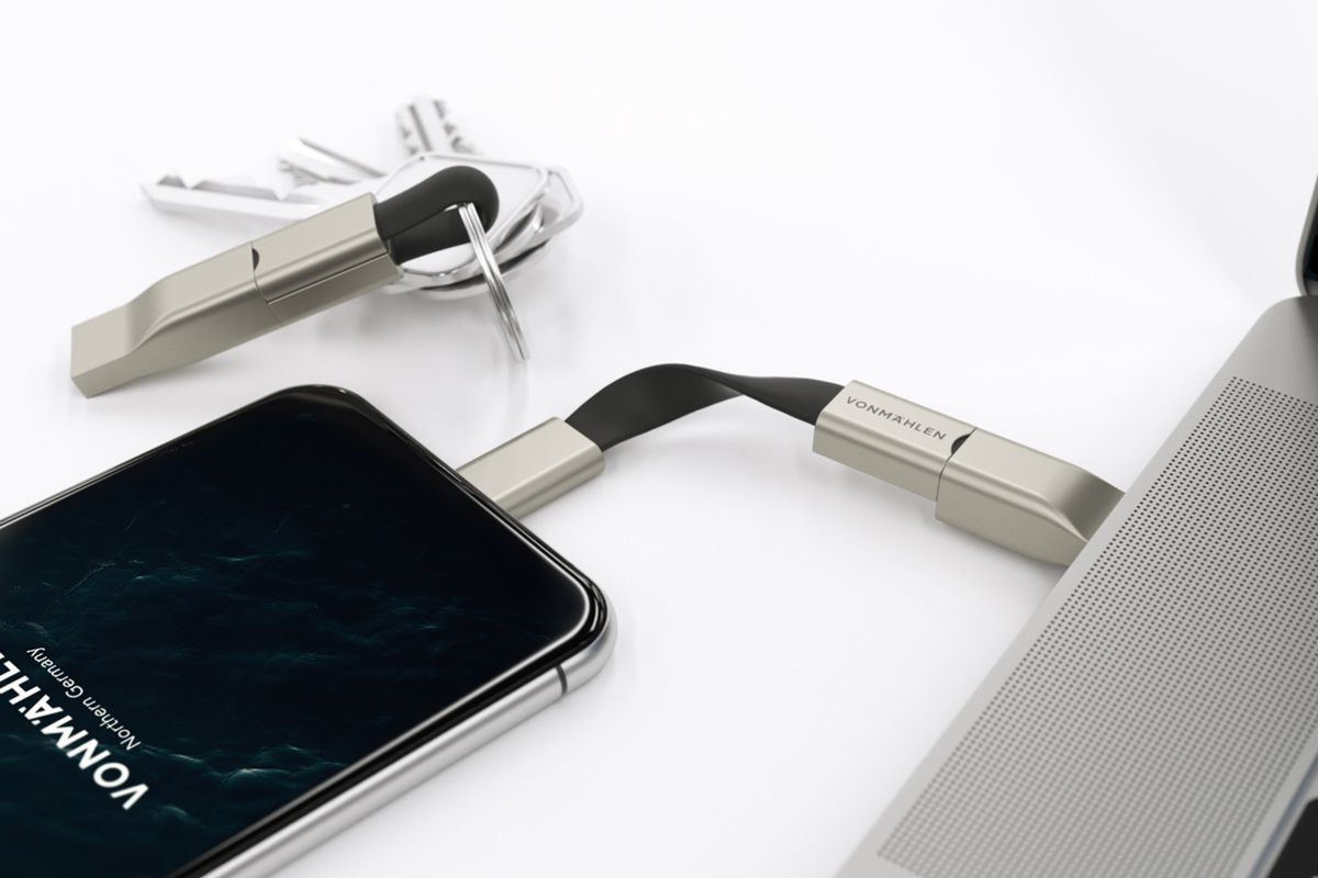 e086641331af5f Avoid dongle hell with this 5-in-1 charging cable - The Verge