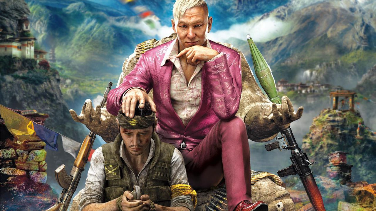 Far Cry Won T Work Unless You Fight Your Neighbors Not A Villain