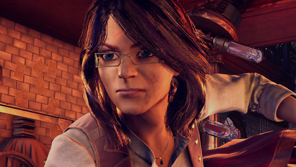 Xbox Scorpio - scientist close-up at 1080p on Xbox One
