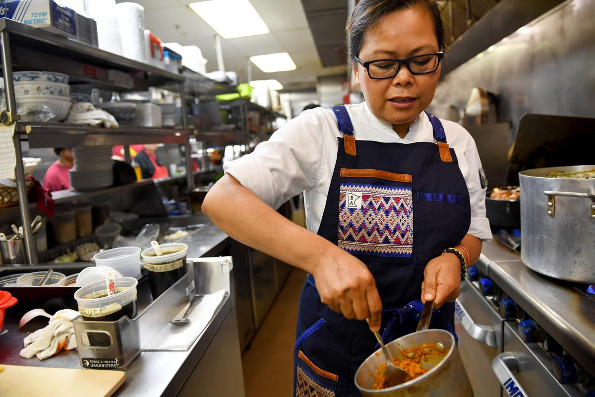 Asian Chefs relate their culinary journey through oral history