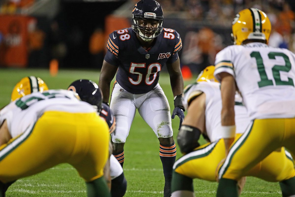 First-and-10: Bears can't avoid Roquan explanation forever