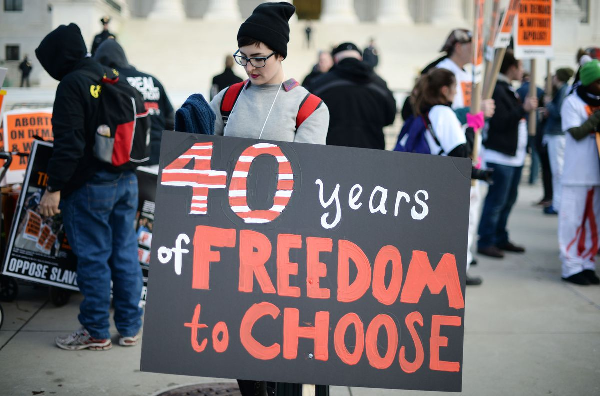 40 years of freedom to choose