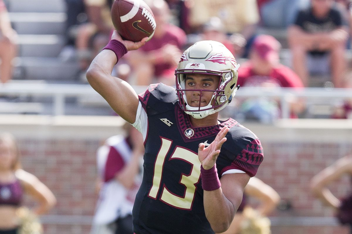 COLLEGE FOOTBALL: APR 06 Florida State Spring Game