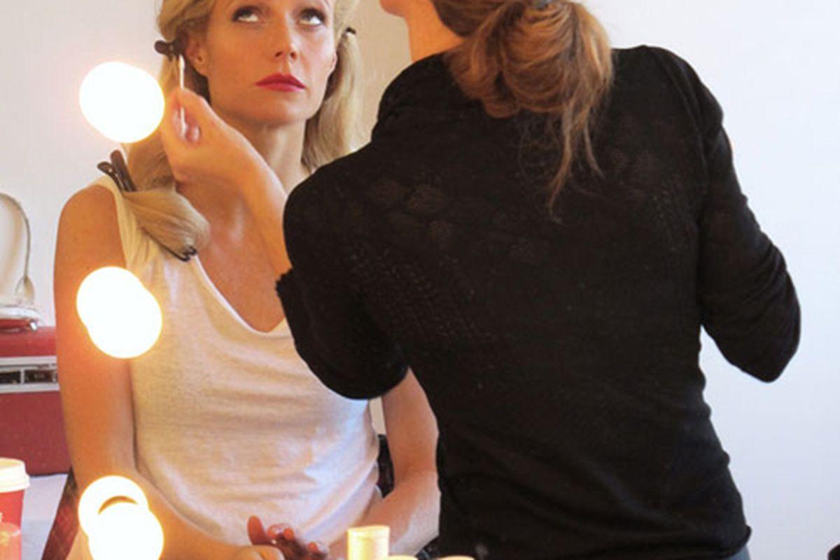 """Photo via <a href=""""http://www.harpersbazaar.com/bazaar-blog/bonus-gwyneth-paltrow-image-join-goop-021412"""">Harper's Bazaar</a>"""
