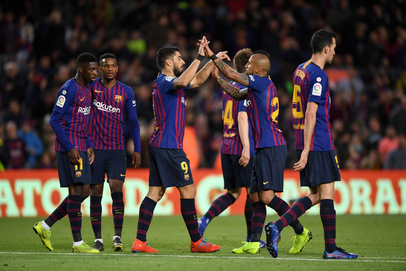 How Barca can topple Lyon at the Camp Nou