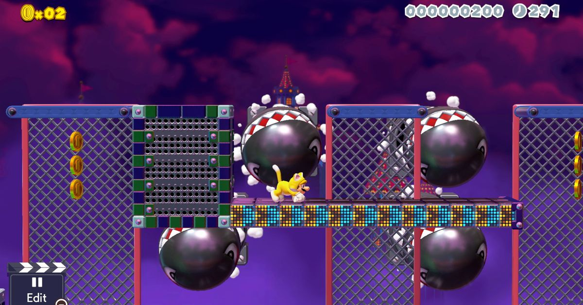 Super Mario Maker 2 Top 10 List Of The Best Levels Polygon