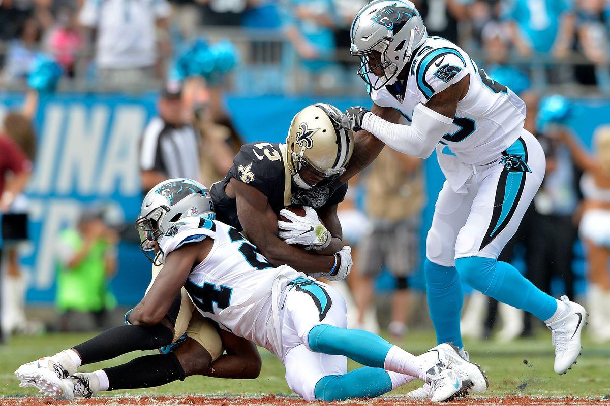 NFL free agency 2018  Carolina Panthers re-sign cornerback LaDarius Gunter ffa70c406