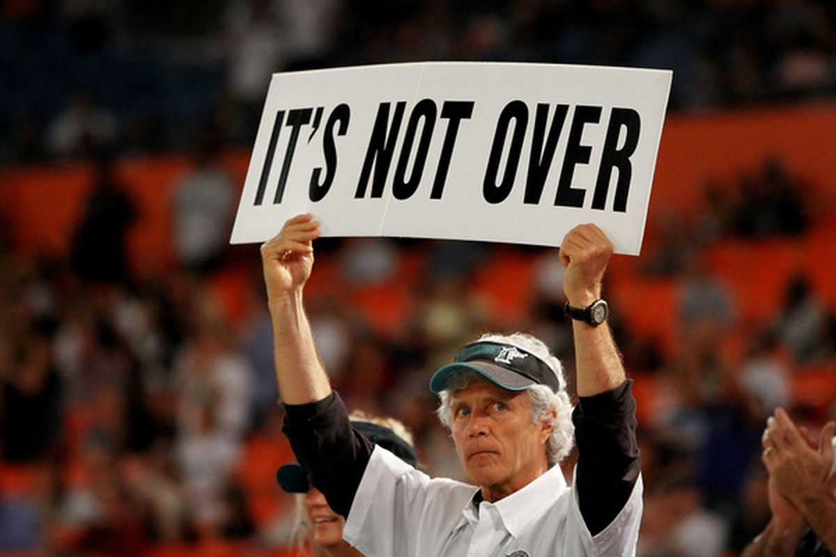 The 2013 season is not over for the Miami Marlins. There are many bold and exciting things that could happen to this team this season.