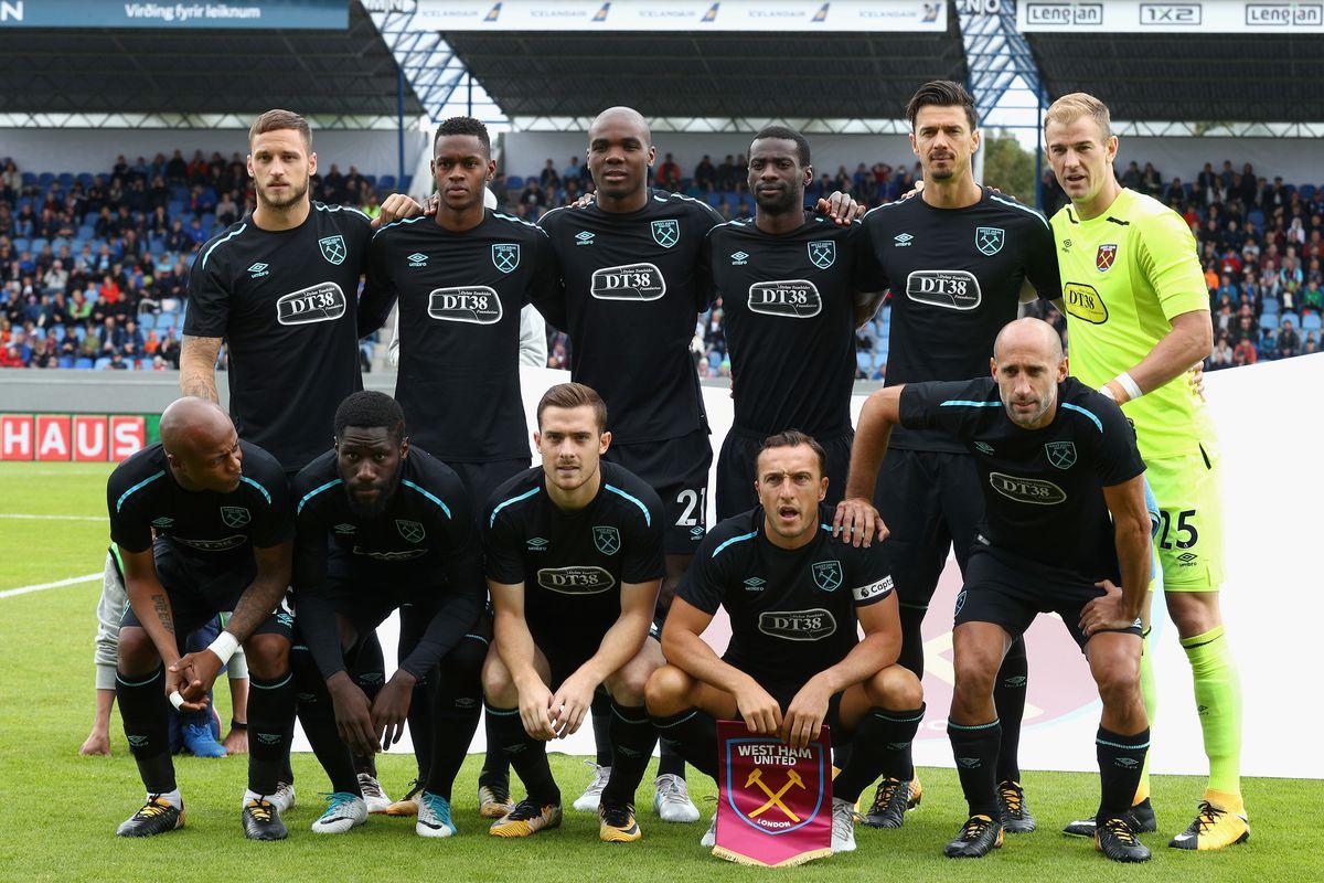 Manchester City v West Ham United - Pre Season Friendly