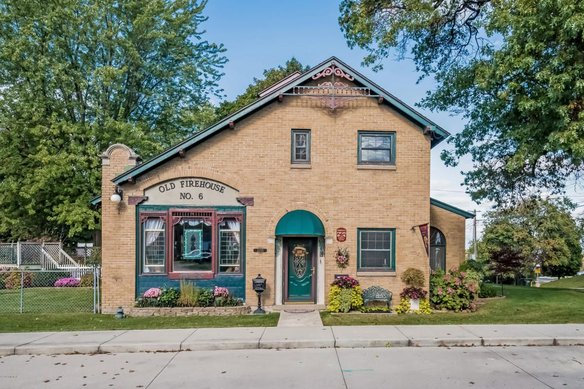 6 Converted Firehouses For Sale Right Now Curbed