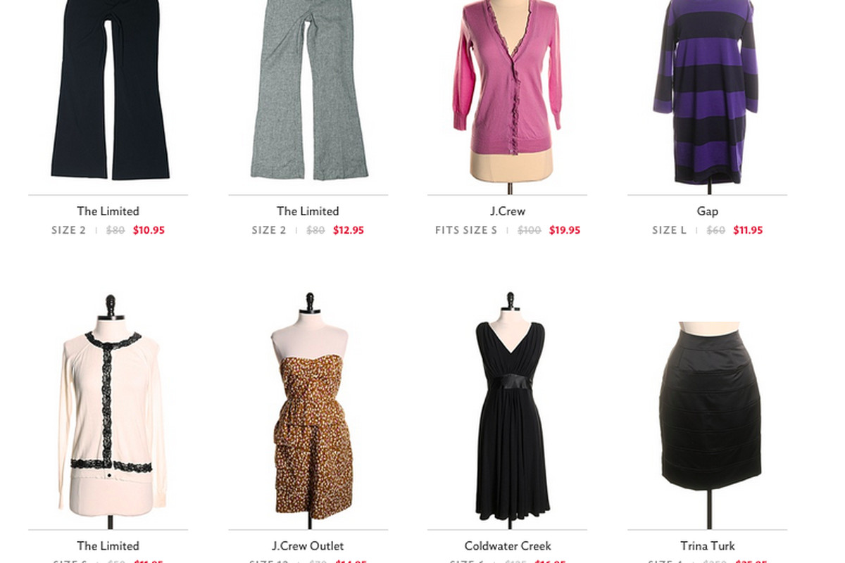 Ebay Has Bought Twice An Online Consignment Shop For Womens