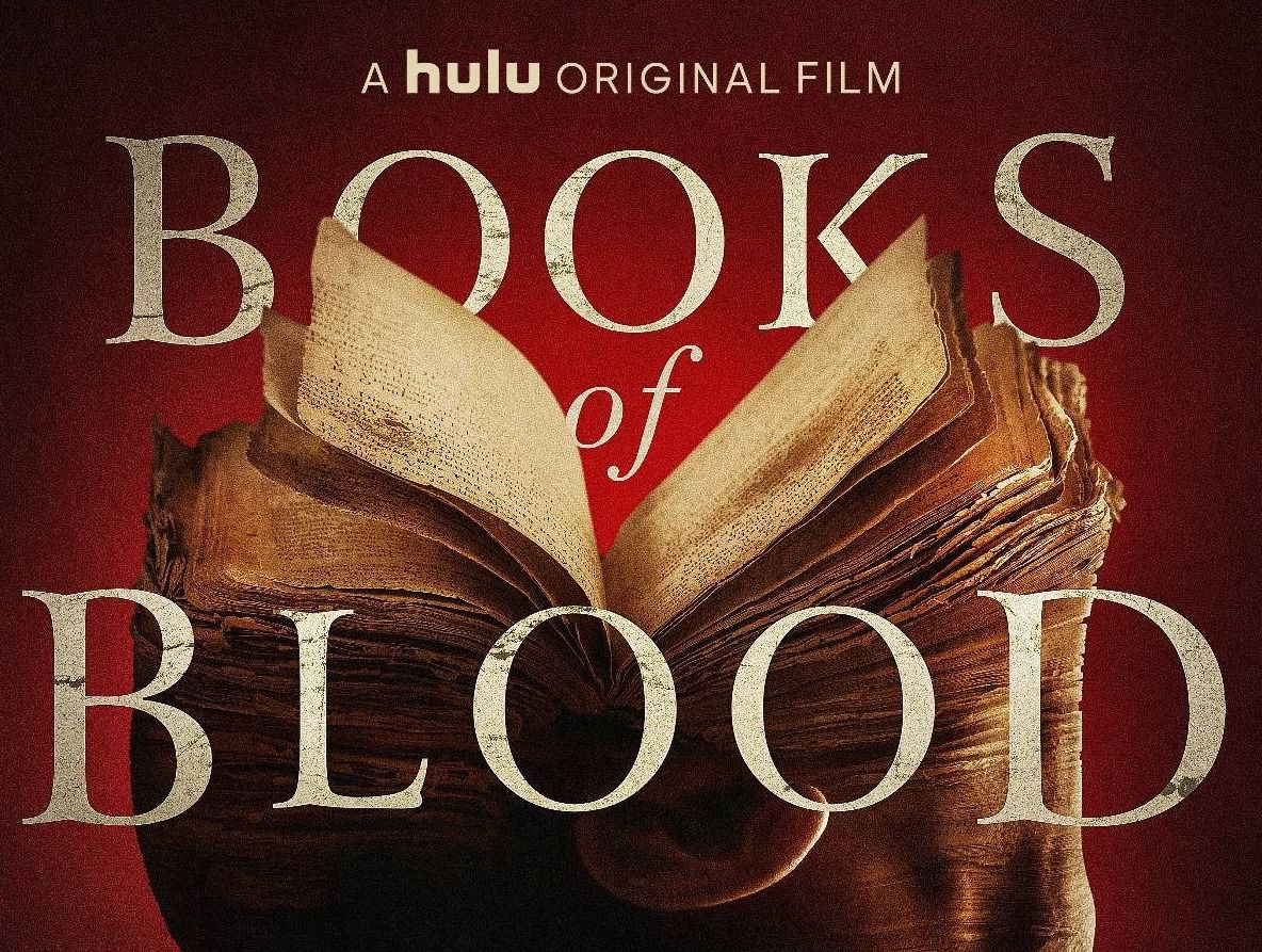 Clive Barker's Books of Blood poster on Hulu