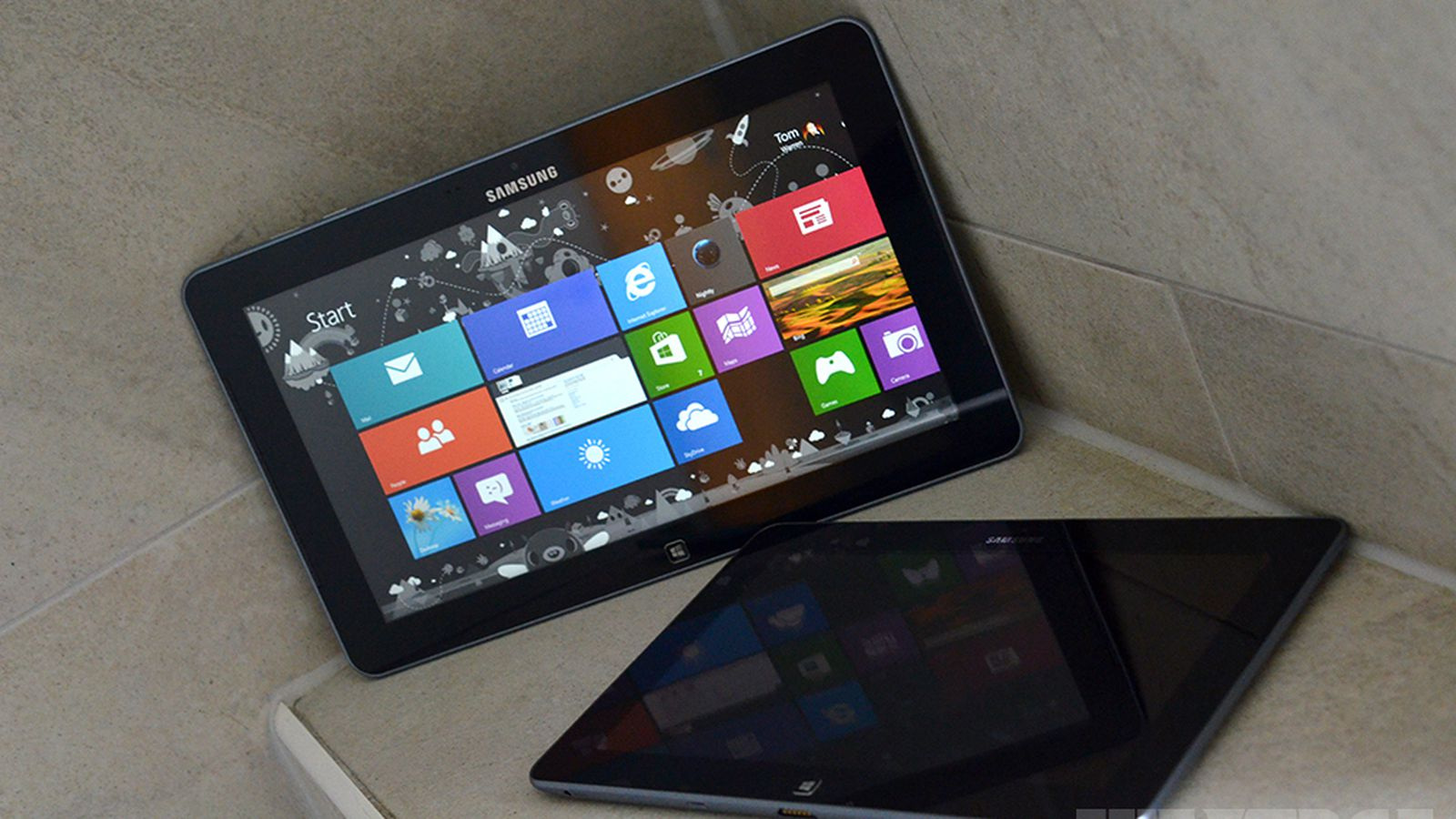 Sync My Ride >> Windows Blue to sync Start Screen settings and paired ...