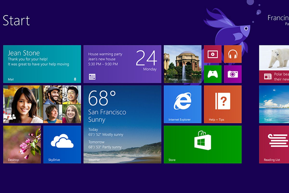 Windows 8 1 to include native Miracast wireless display support and