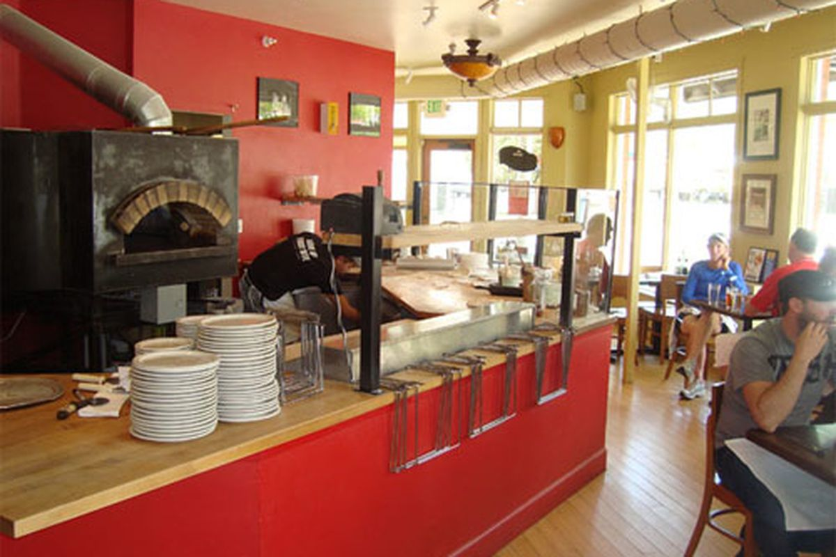 Proto's Pizza Napoletana, Boulder