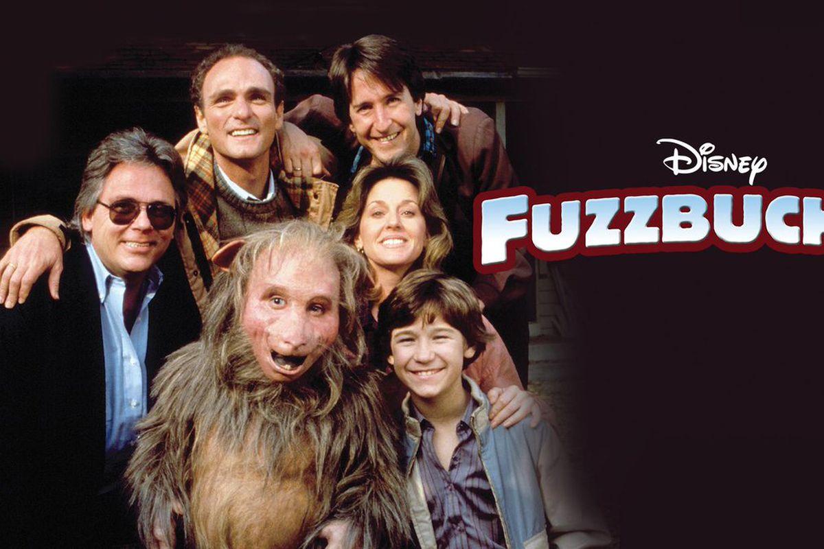 a promo shot of the cast of fuzzbucket