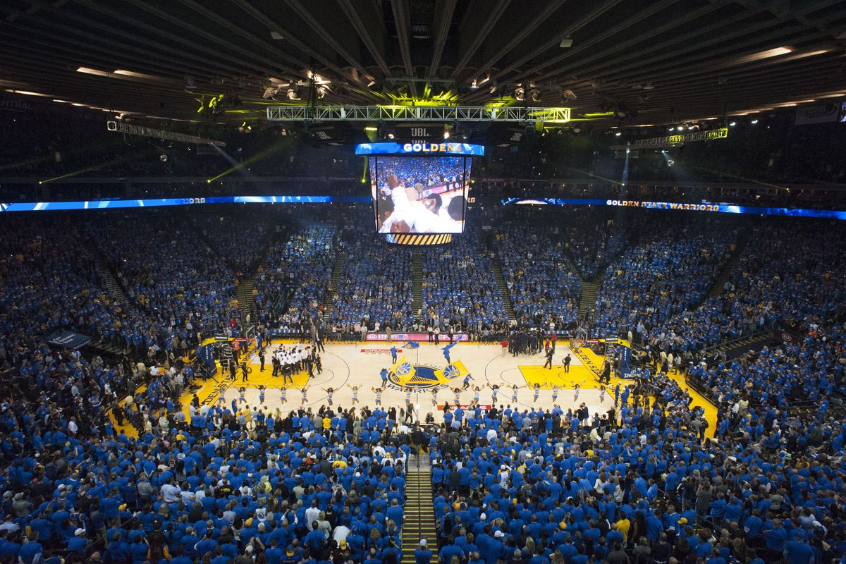 Image result for oracle arena usa today