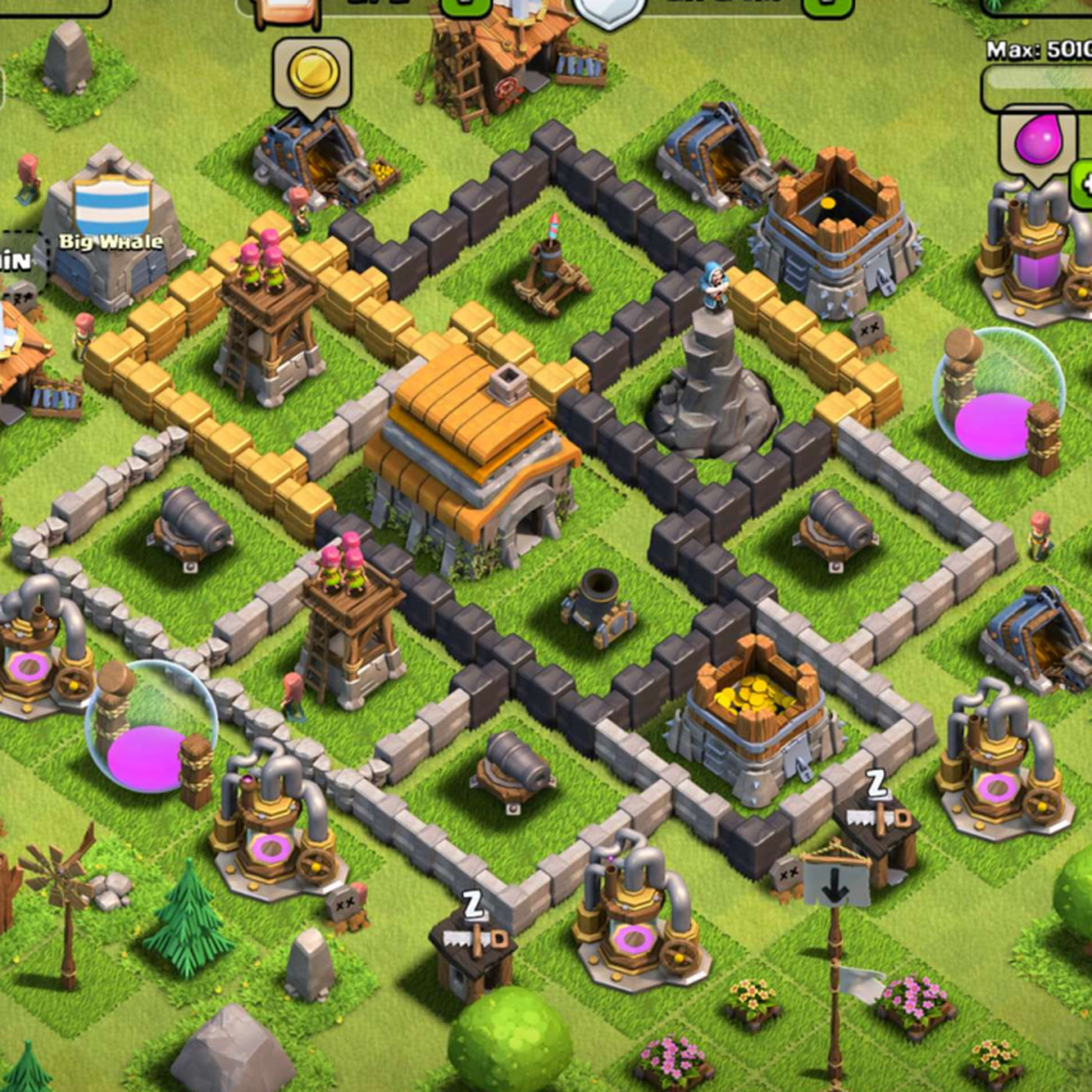 Number one Clash of Clans player used the game to combat