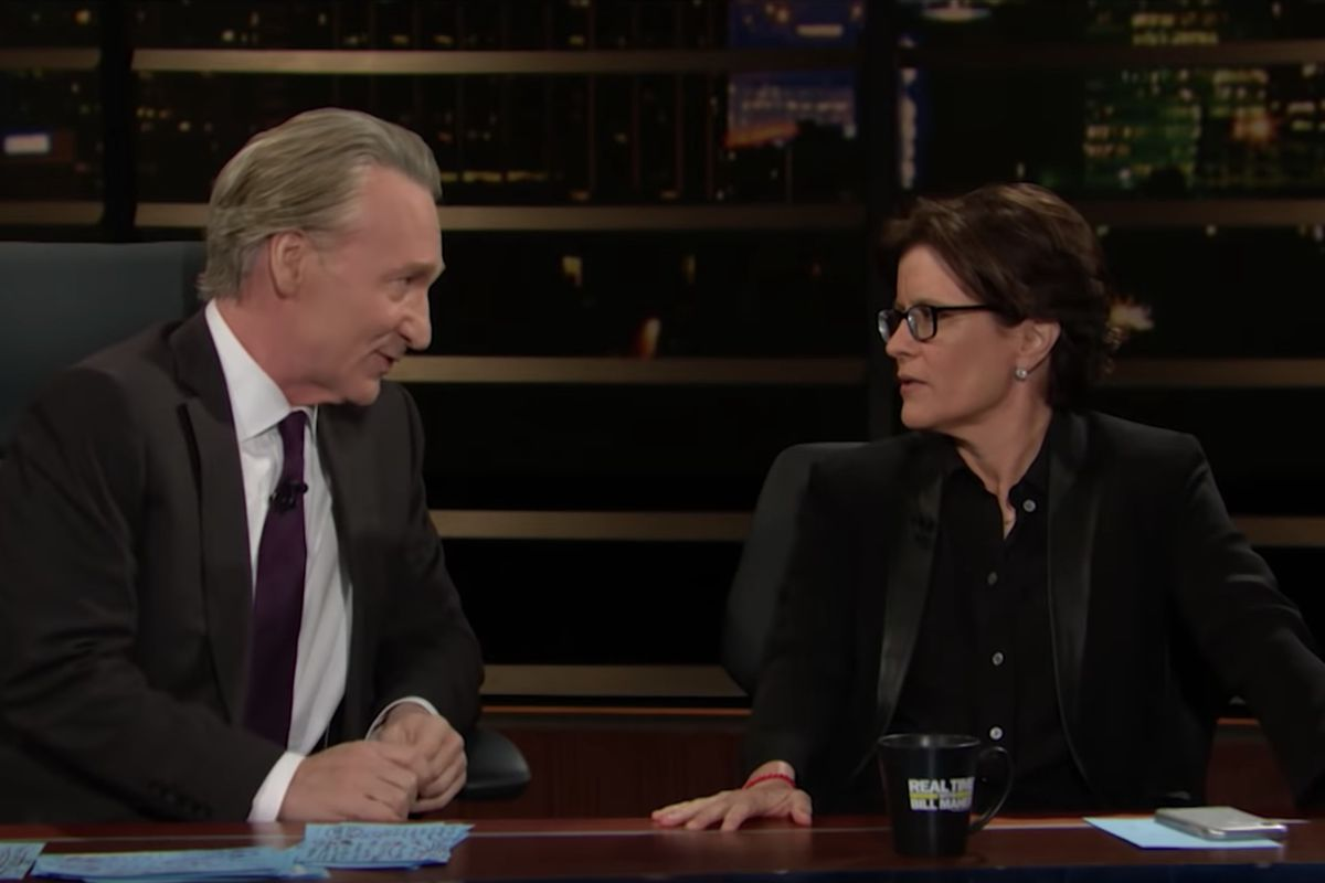 real time with bill maher anniversary show