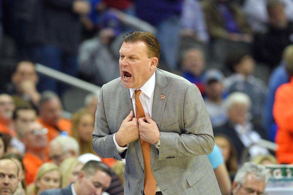 NCAA Basketball: Big 12 Championship-Iowa State vs Oklahoma State