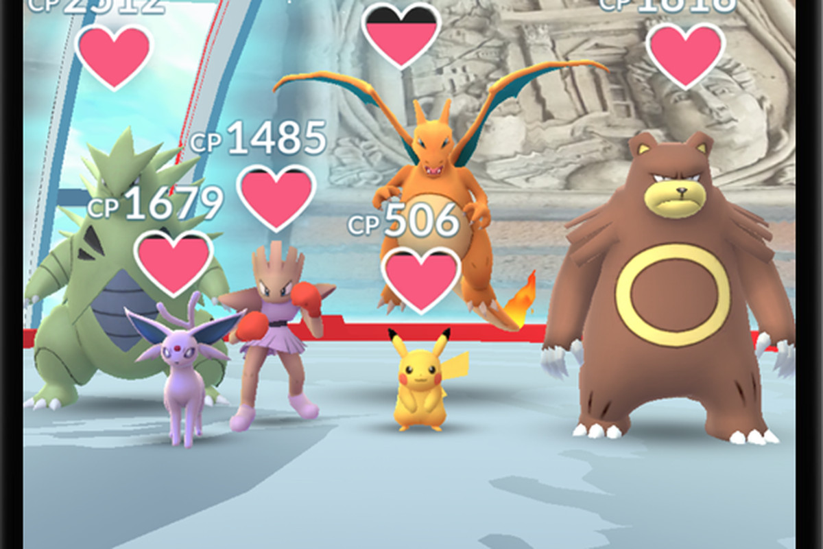 Pokémon Go's new gyms award coins faster after complaints ... A Wild Pokemon Appears