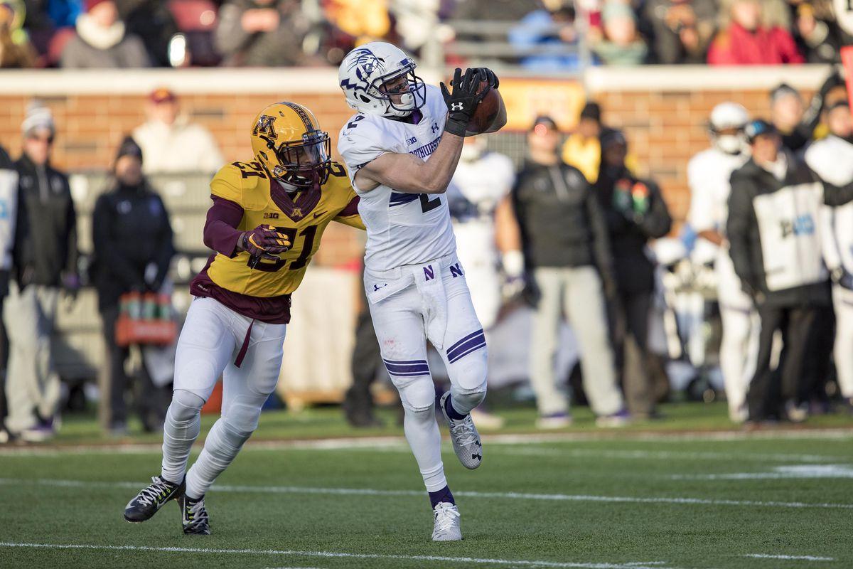 NCAA Football: Northwestern at Minnesota
