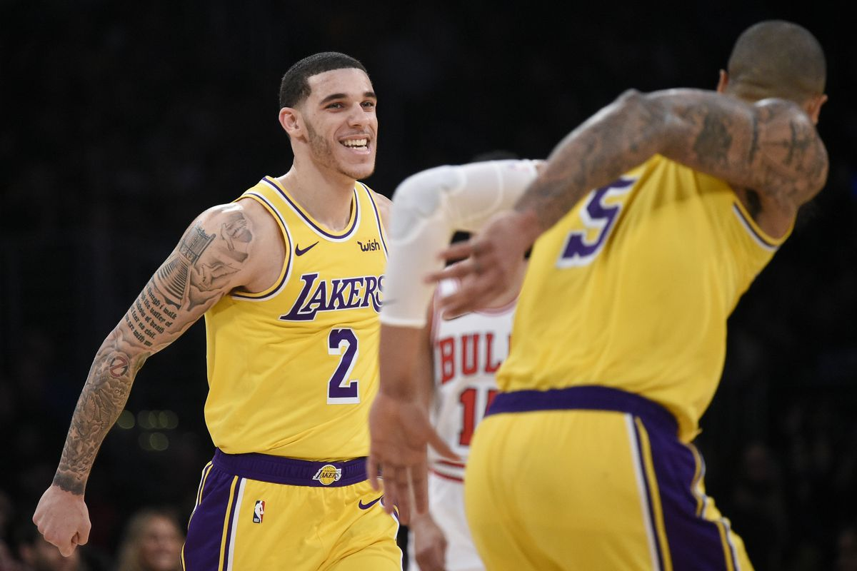 50c20cfb2eac Lonzo Ball showed he can carry the Lakers