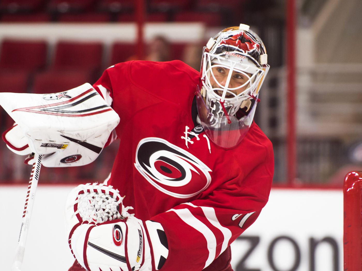 feff0cb34 About Last Season: Eddie Lack Performance Review and Grade - Canes Country