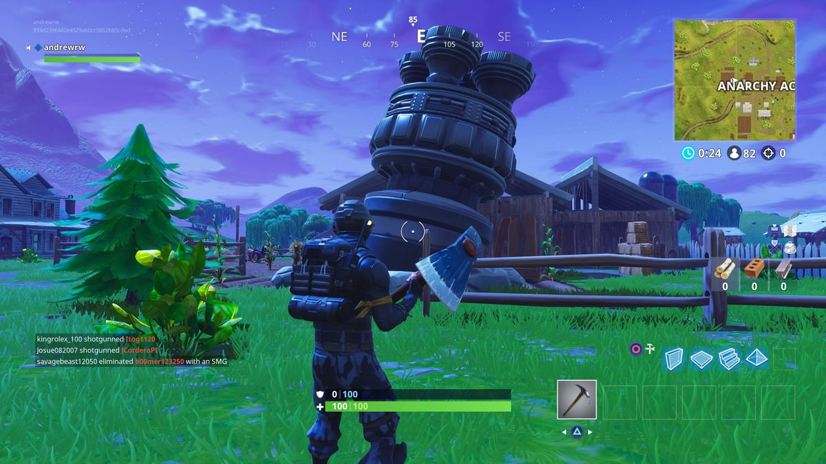 Fortnite looks terrible on my Android phone, and I love it - The Verge