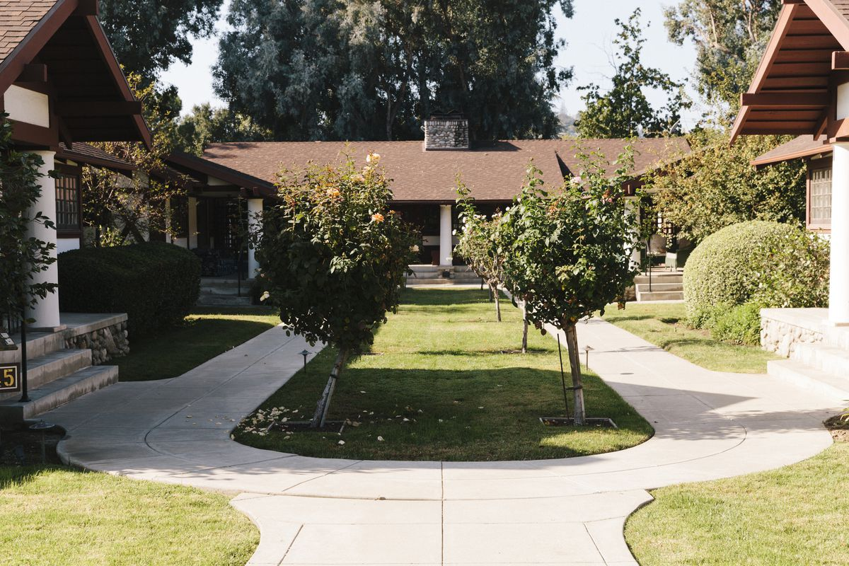 Most Bungalow Courts Were Built From 1910 To The Early 1930s With Many Of Them Now Roaching Or Already Having Surpassed Century Mark Years Wear