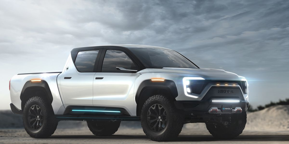 Image of article 'GM pumps the brakes on its deal with troubled electric truck startup Nikola'
