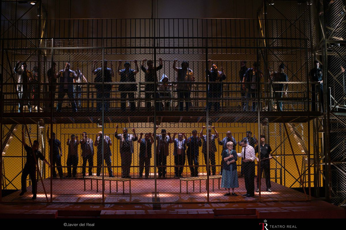 """Dead Man Walking"" will be presented at the Lyric Opera Nov. 2-22."