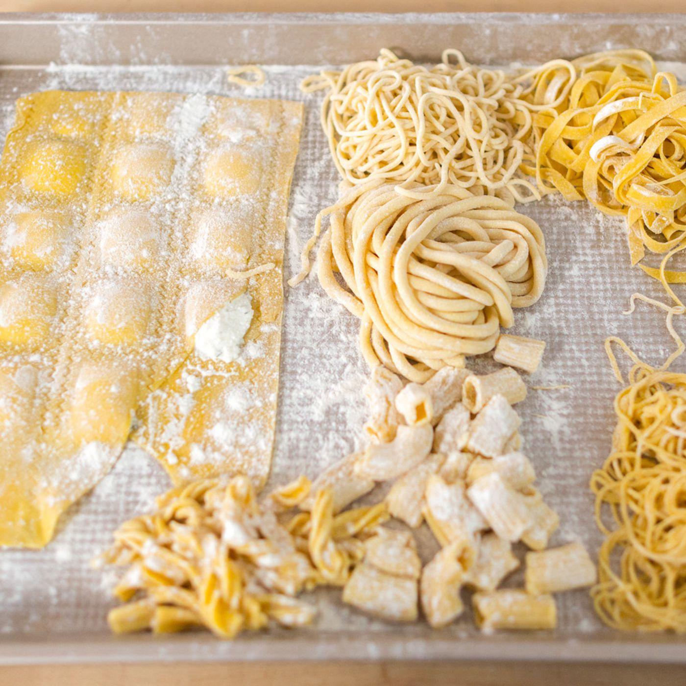 Watch: Which Kitchen Aid Pasta Attachment Is Best? - Eater