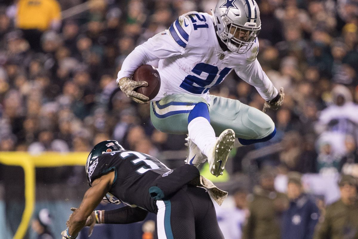d22e684a0f7 The NFC East could come down to the Cowboys and Eagles matchup in Week 14