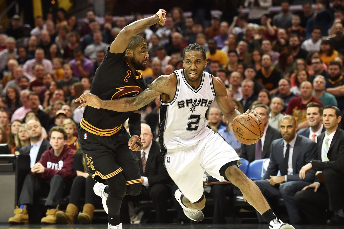 14cc29af982 Thoughts on the Kyrie Irving trade and how it affects the Spurs ...