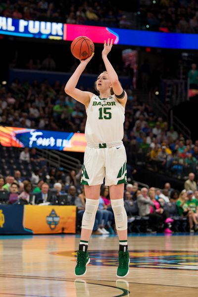 NCAA BASKETBALL: APR 05 Div I Women's Championship - Final Four - Oregon v Baylor