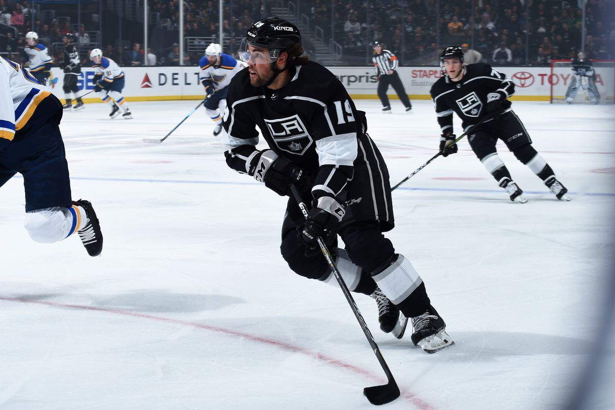 cheap for discount 66980 e815f 2019 Los Angeles Kings Top 25 Under 25: Graduates and ...