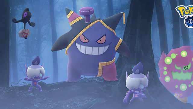Pokémon Go guide: A Spooky Message Unmasked Special Research and Rewards