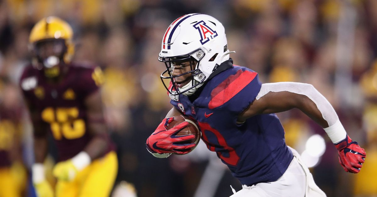 Arizona WR Jamarye Joiner 'ready to go' after playing through injury in 2019