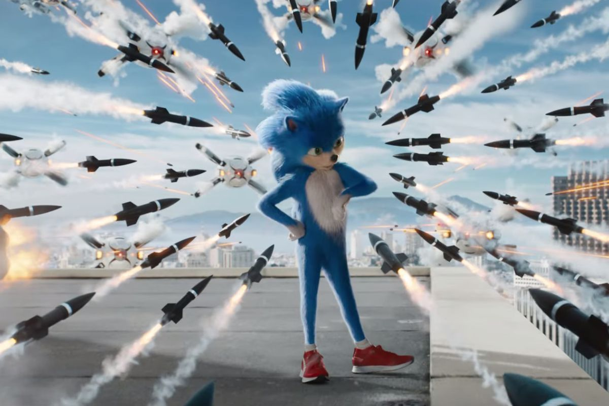 Twitter is fixing the 'Sonic the Hedgehog' movie trailer