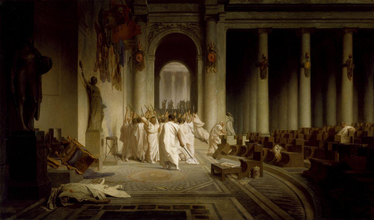 Roman Assassination