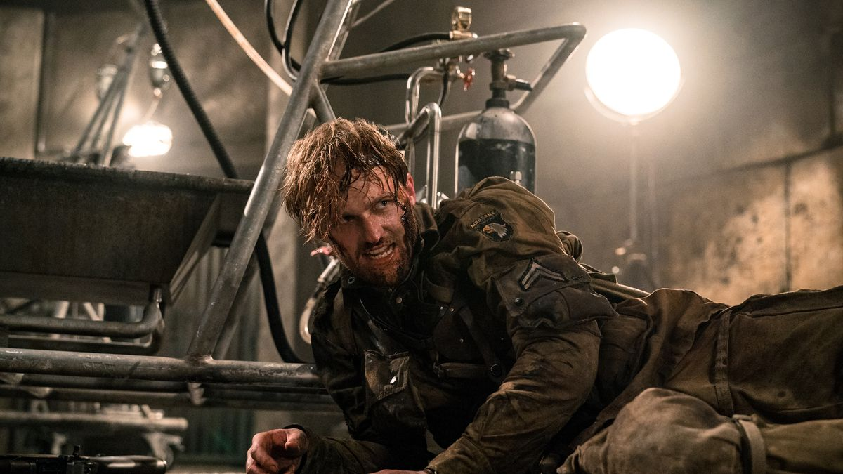 Overlord review: new horror movie from J J  Abrams is gory and