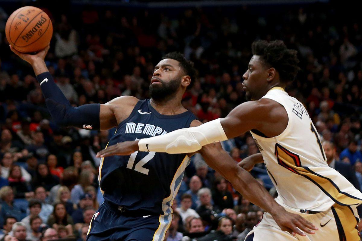 Memphis Grizzlies vs New Orleans Pelicans