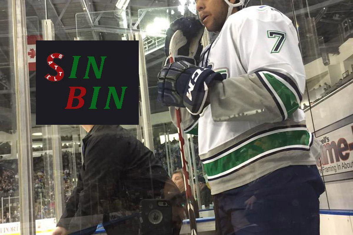 We like hockey