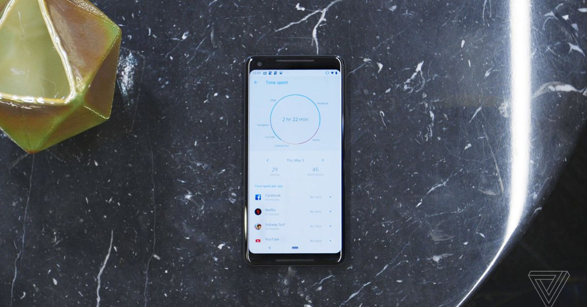 Google's Digital Wellbeing Features are Now Available for all Pixel Phones