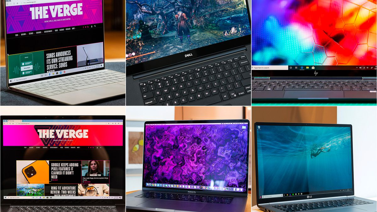Best Laptop 2020 15 Best Laptops To Buy In 2020 The Verge