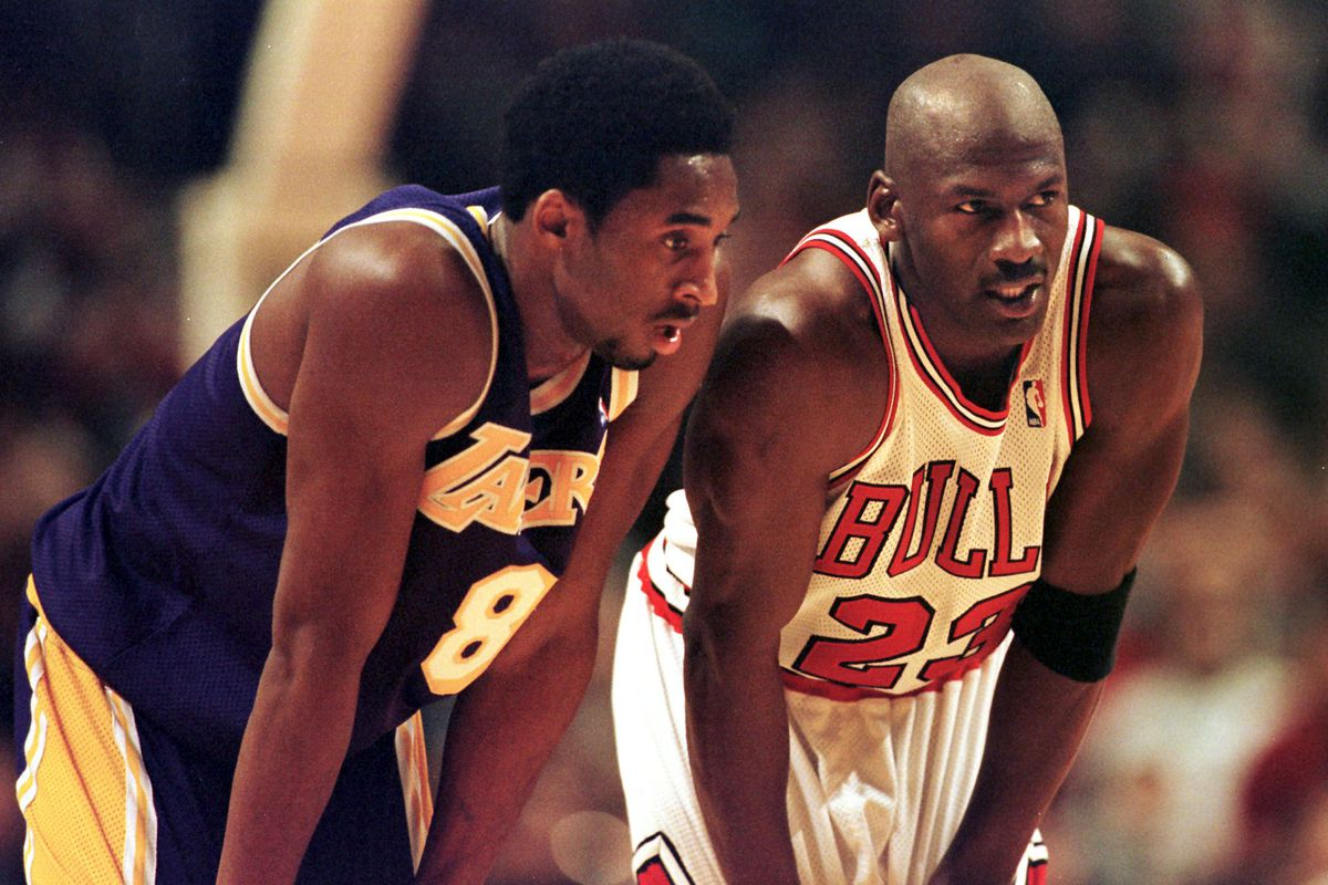 The similarities and differences between Kobe and Michael ...