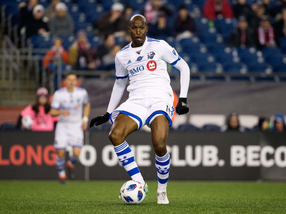 MLS: Montreal Impact at New England Revolution