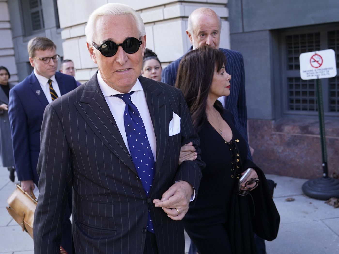 Who is roger stones